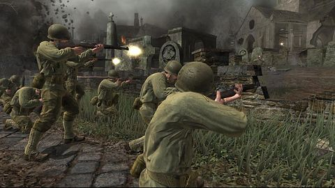 Call of Duty musi zrobić krok w tył, by znów ruszyć do przodu. Czas na powrót do II wojny światowej