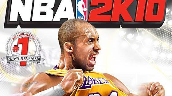 Jubileuszowa edycja NBA 2K10 potwierdzona, premiera w październiku