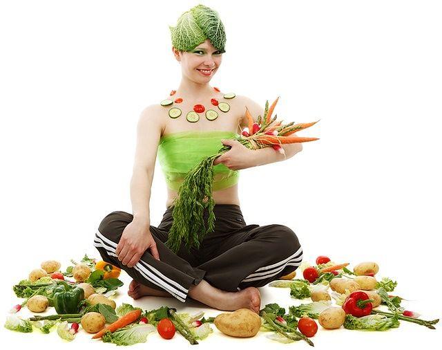 Jedz warzywa