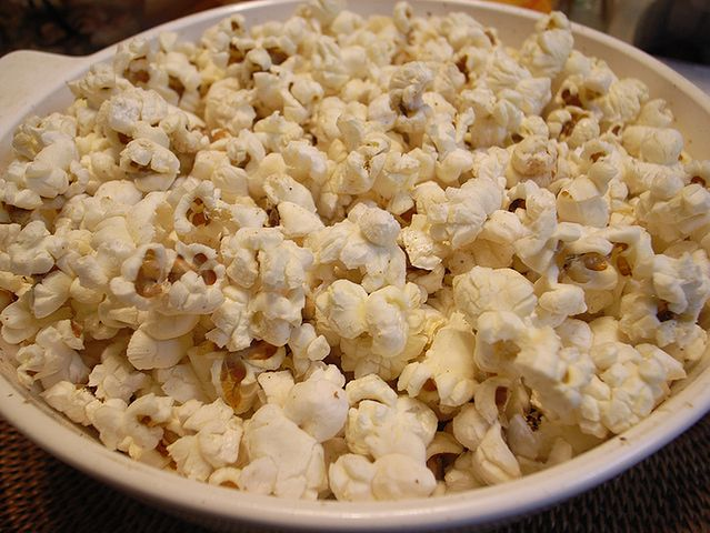 Popcorn na różne sposoby