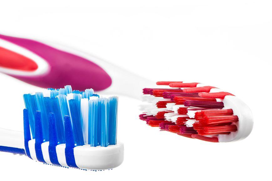 Wymiana szczoteczki do zębów
