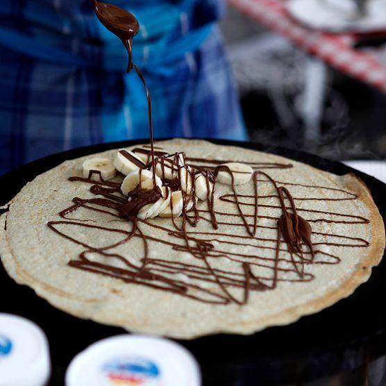 Omlet czekoladowy, czyli jak w kilka minut przyrządzić w kuchni coś pysznego
