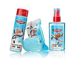 Kosmetyki dla chłopców z serii Disney Planes