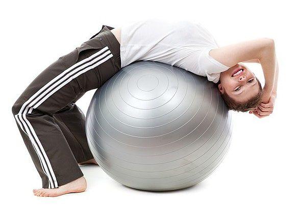 Bądź aktywna fizycznie