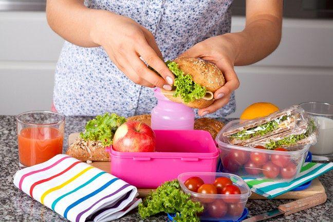 Pomysły na smaczny lunch dla twojego dziecka