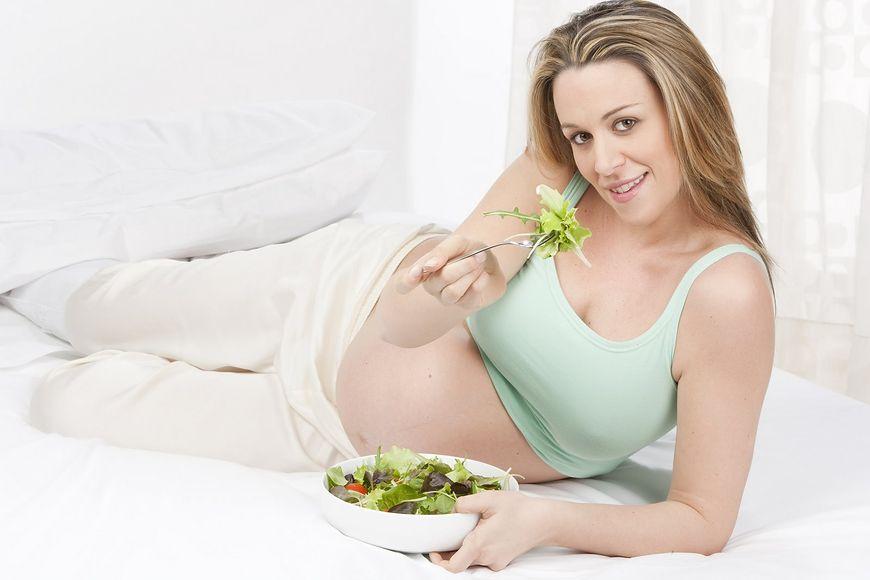 Zdrowa dieta w czasie ciąży