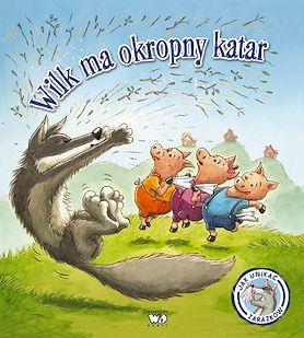 Poznaj nową wersję bajki o wilku i trzech małych świnkach