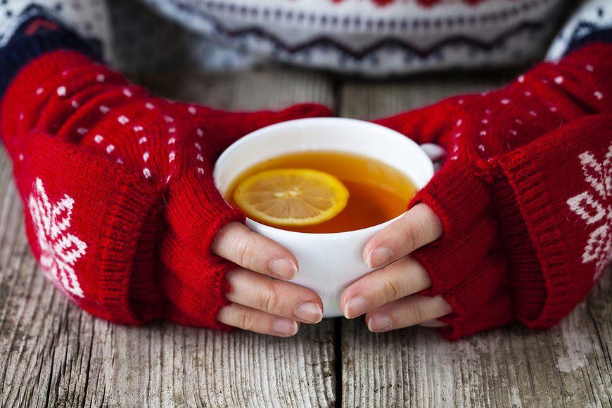 Dobry powód na ciepły napój