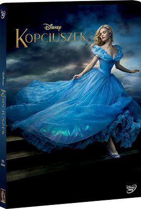 Najnowszy film o Kopciuszku już jest na DVD. Zobacz przepiękną ekranizację baśni.