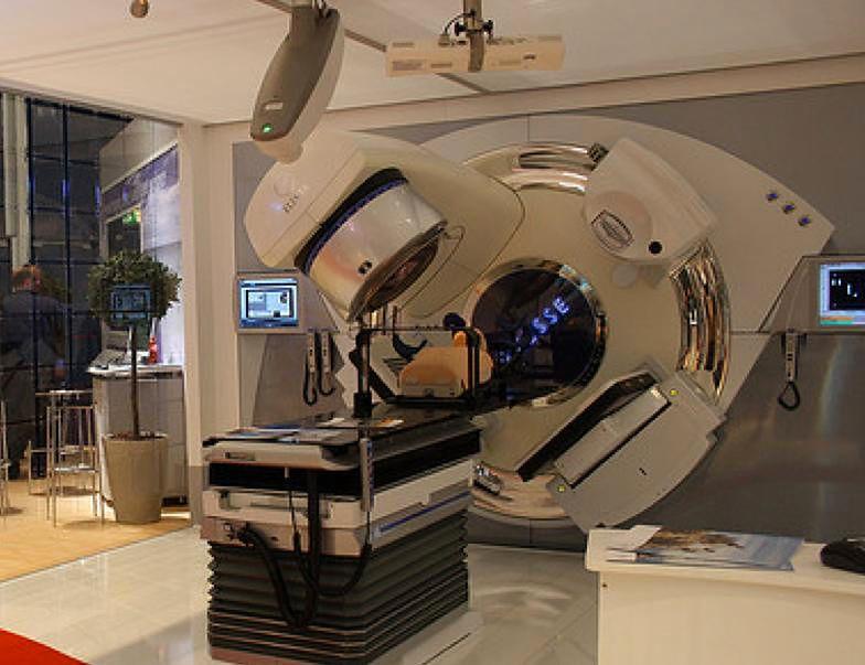 Rak trzustki - przebieg radioterapii