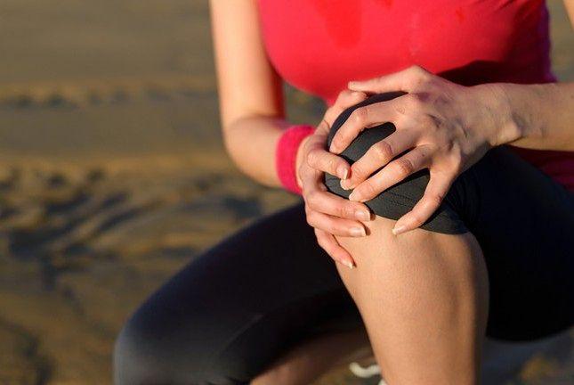 Łagodzi ból stawów
