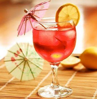 Napoje wysokoprocentowe - drink