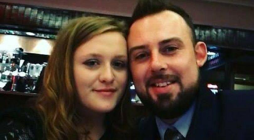 25-letni Noel Acreman ze swoją partnerką