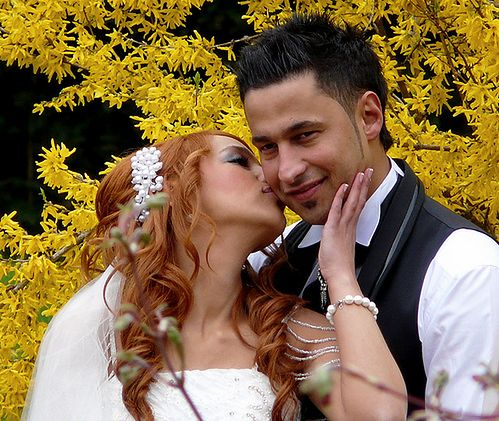 Miłość receptą na zdrowie - małżeństwo