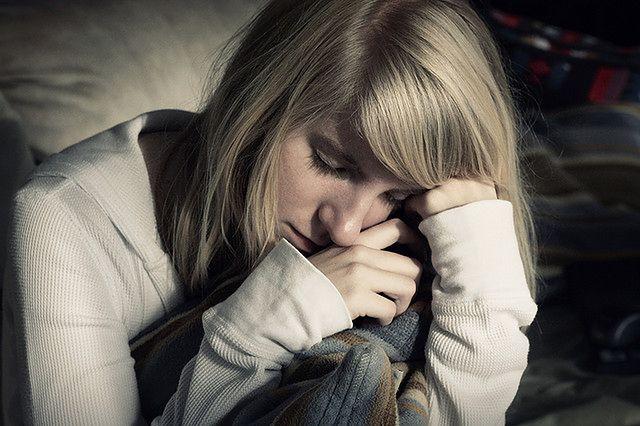 Zmęczenie i senność - depresja