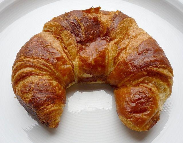 Maślany Croissant