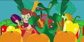 Piosenka o niezdrowym jedzeniu - animacja dla dzieci