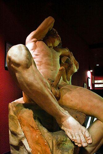 Muzeum seksu - rzeźba