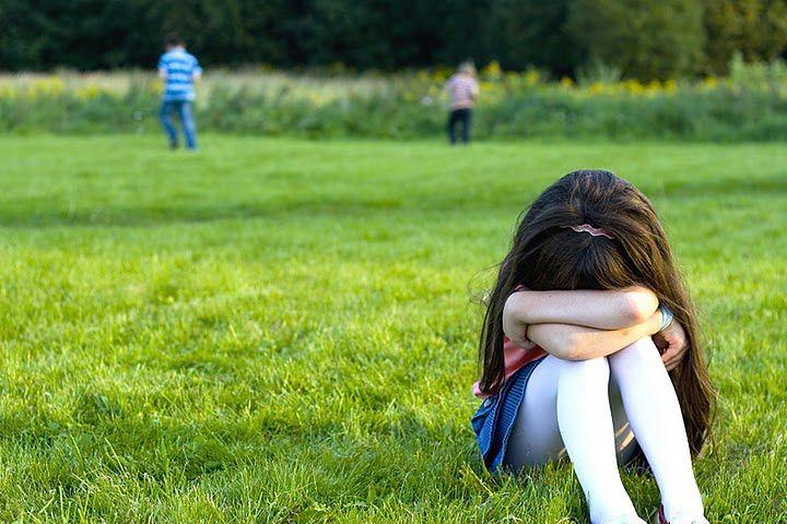 Samotność jest mocno odczuwana przez dzieci