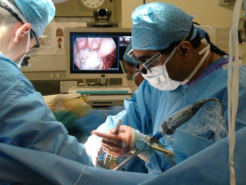 Rak trzustki - operacja