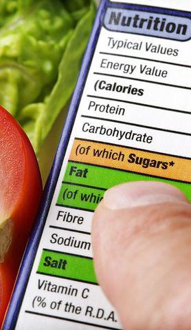 Zobacz, jak czytać etykiety, aby uniknąć alergenów