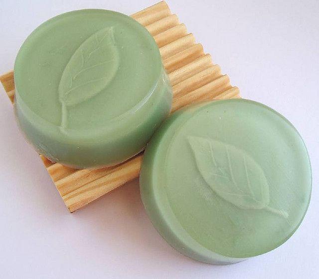 Triklosan w mydłach i dezodorantach