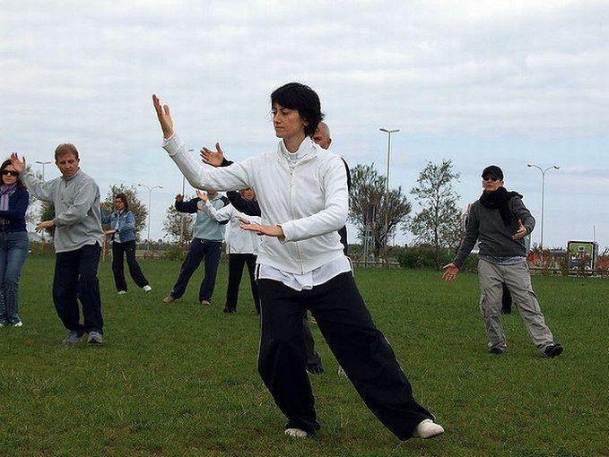 Sposoby na mocne kości - ćwicz tai chi
