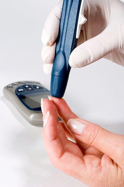 Kontrola poziomu cukru