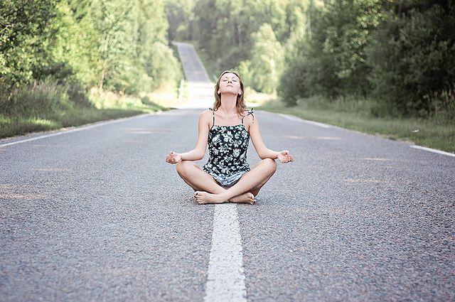 Pięciominutowa medytacja