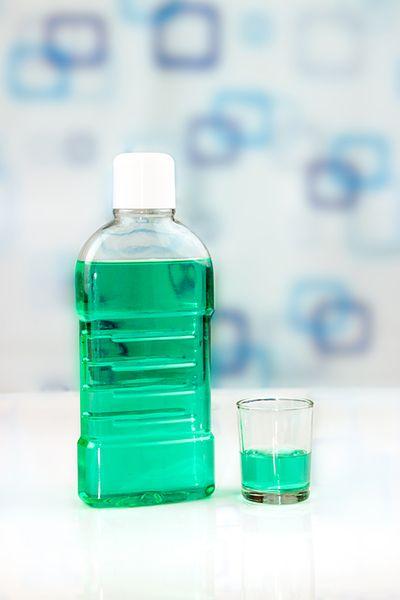 Nie stosuj preparatów na bazie mentolu w celu odświeżenia oddechu