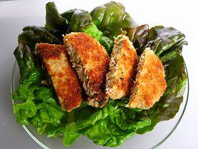 Przyrządź krokiety wegetariańskie