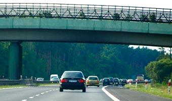 Autostrady na Słowacji. Zawalił się wiadukt