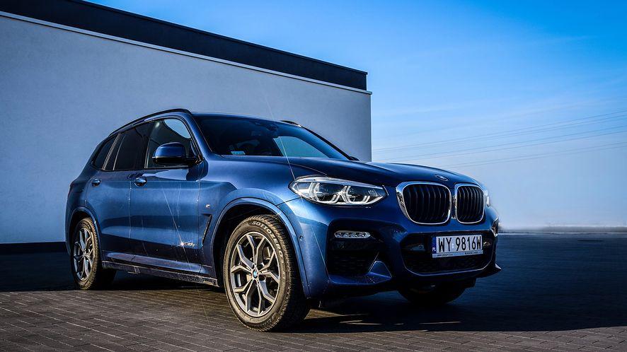 Nowe BMW X3: test oprogramowania samochodowego uważanego za najlepsze