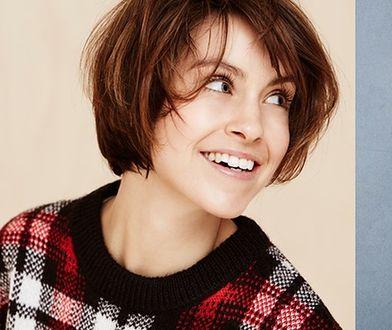 Kobiety o twarzy kwadratowej z krótkimi włosami wyglądają dobrze