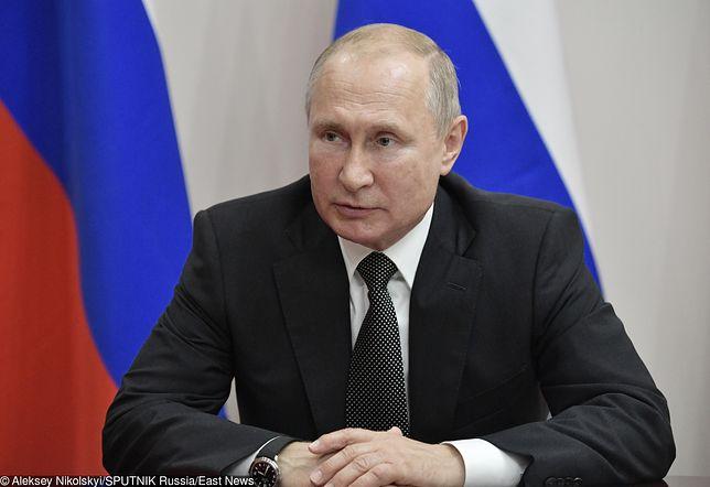 """""""Der Spiegel"""": ludzie Putina dążą do rehabilitacji paktu Ribbentrop-Mołotow"""