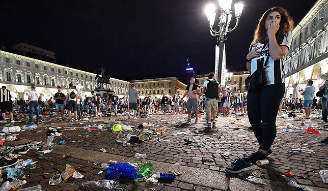 Doprowadzili do tragedii, bo chcieli się popisać. Moment wybuchu paniki w Turynie