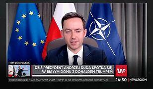 Marcin Ociepa: Relacje polsko-amerykańskie są silne jak nigdy dotąd