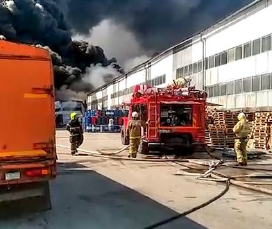 Wojkowice: Pożar w zakładzie karnym