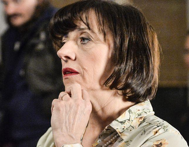 Hanna Śleszyńska pierwszy raz mówi o rozstaniu z Jackiem Brzosko