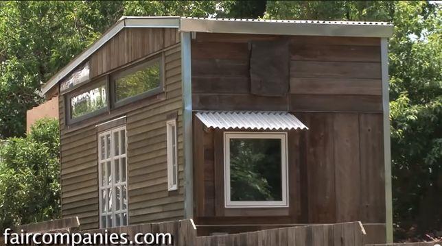 Fascynujący dom mobilny