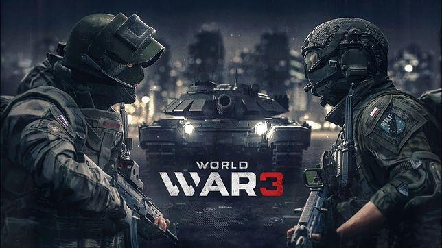 """""""World War 3"""" w dwunastominutowym gameplayu"""