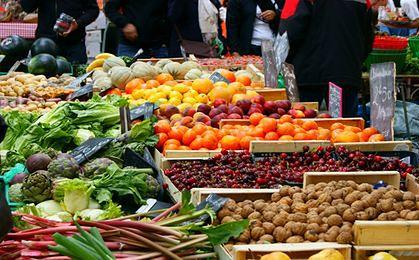 Warzywa o połowę tańsze niż rok temu