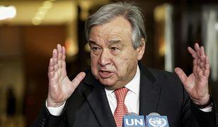 Antonio Guterres faworytem na stanowisko sekretarza generalnego ONZ