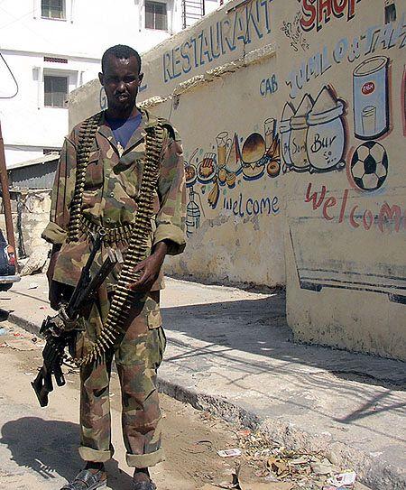 Walki w stolicy Somalii, 47 osób zginęło