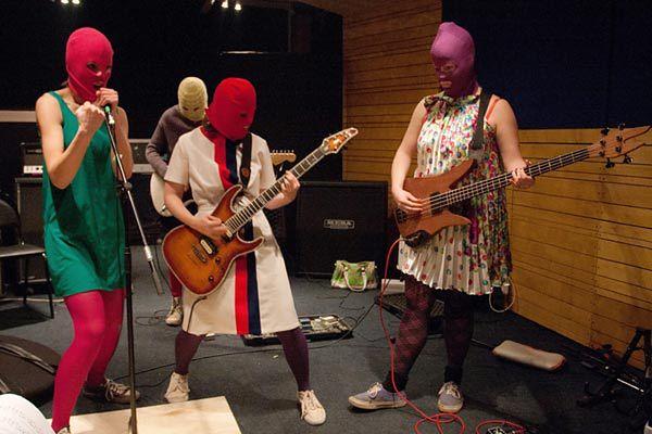Zespół Pussy Riot