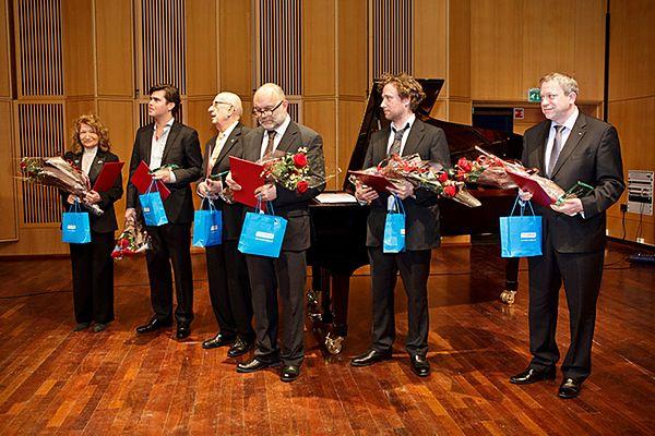 Laureaci konkursu Wybitny Polak w Norwegii 2012