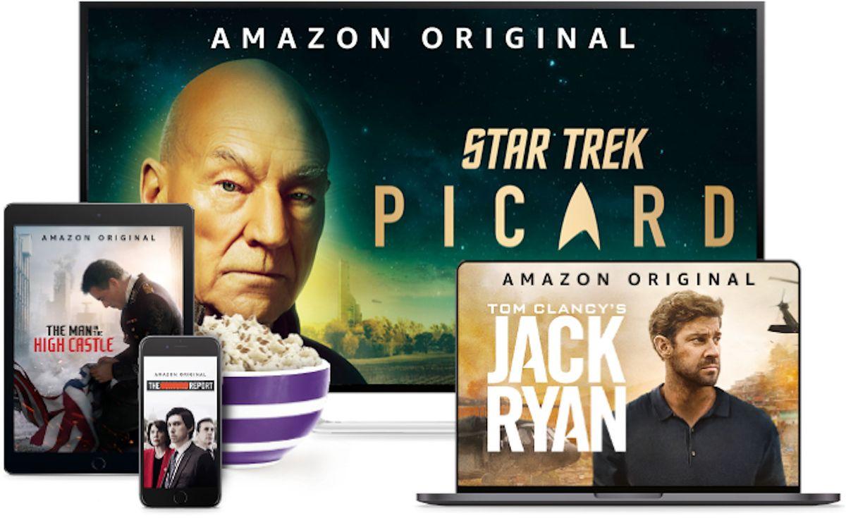 Amazon Prime Video przez pół roku za darmo w Play. Zobacz nowy Star Trek: Picard