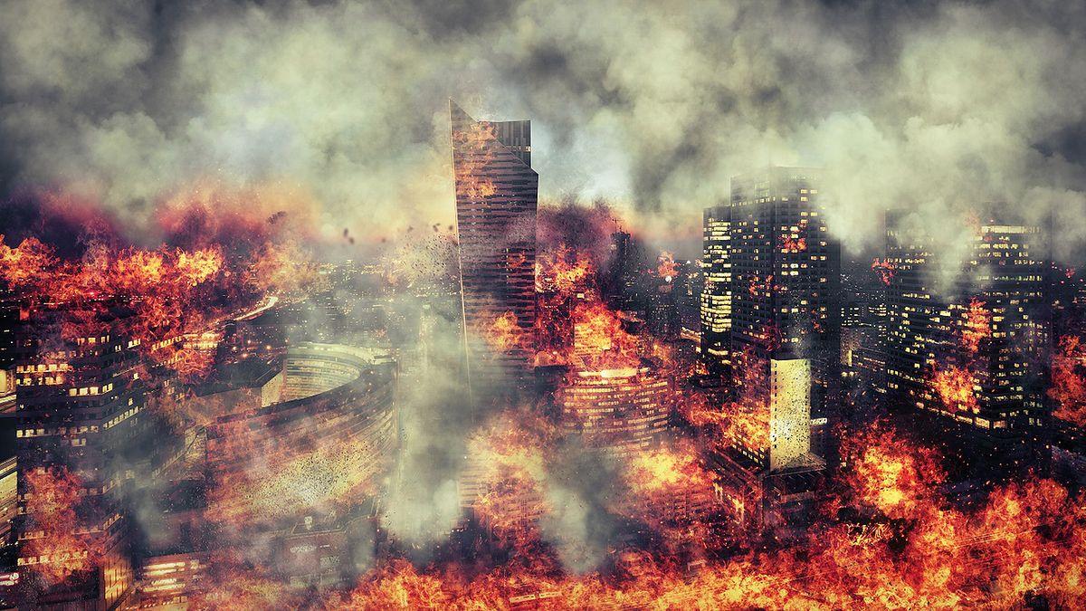 Koniec świata oczami Polaków. 44 procent badanych nie chce przeżyć apokalipsy