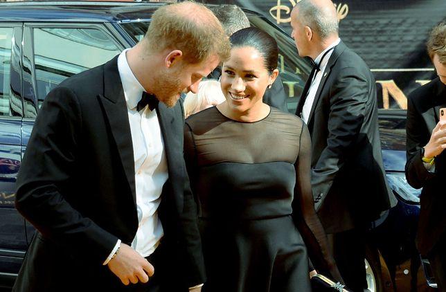 Meghan i Harry: Prezent dla Archiego zaskoczył książęcą parę