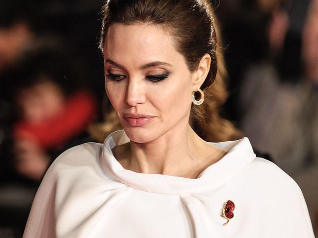 Angelina Jolie rozwodzi się dwa lata. Złożyła do sądu nietypowy wniosek